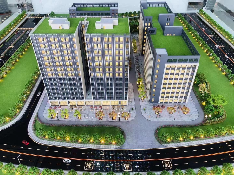 寮步-松湖·时代天境复试楼带天然气8栋超大规模均价6880元