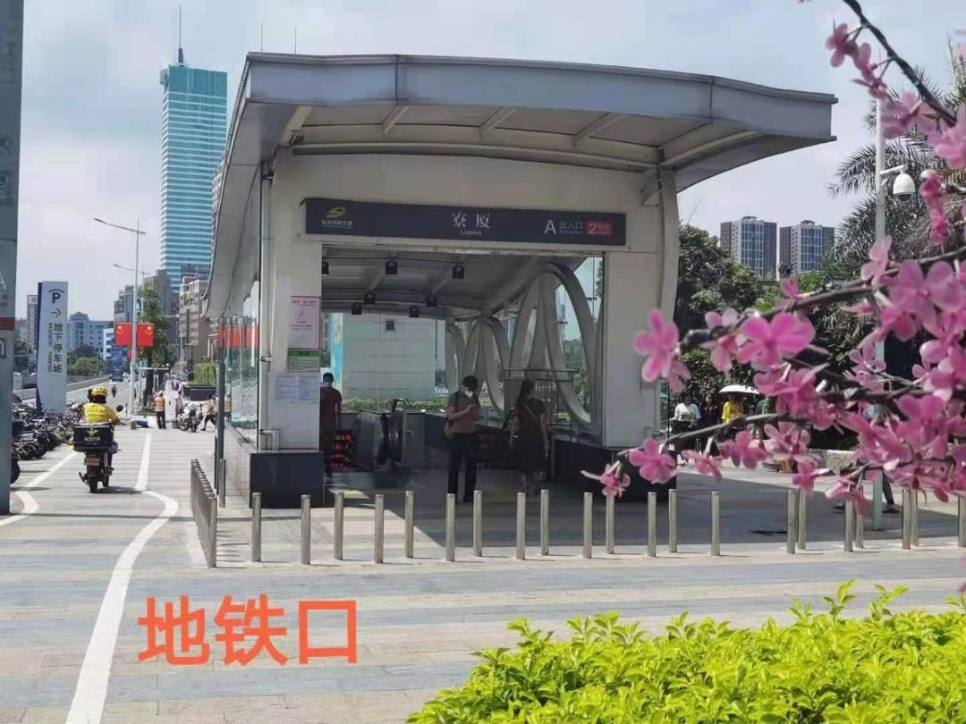 东莞厚街体育馆旁【岭南天地二期】 5栋大型小区、均价42
