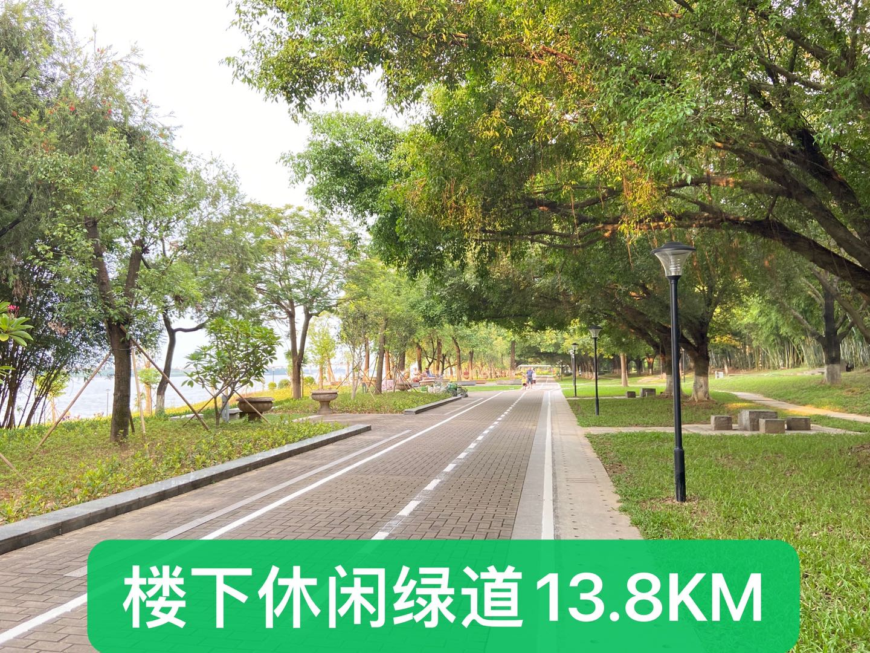 企石东江新城国际6栋花园封闭管理5600起价分期8年付款