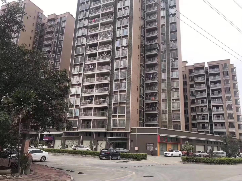 长安-金泽家园 地铁口6栋花园小区